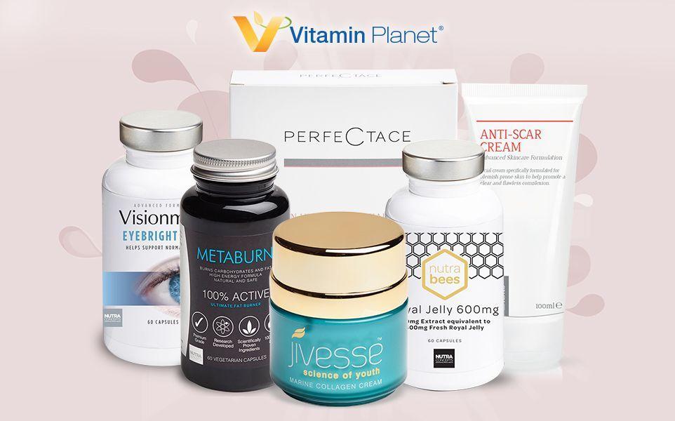 Vitamin Planet - The Best of British