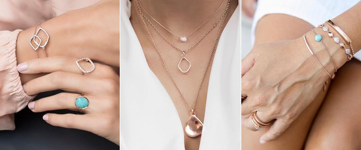 Monica Vinader 平价珠宝双十一活动