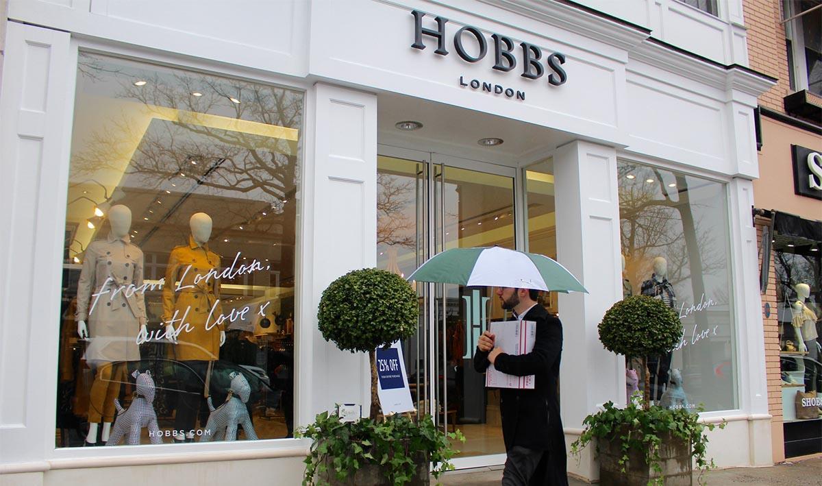 Hobbs 双十一折扣