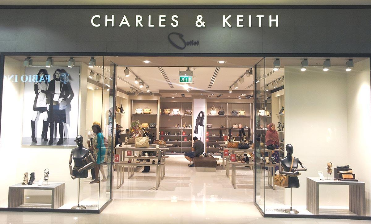Charles Keith 双十一折扣