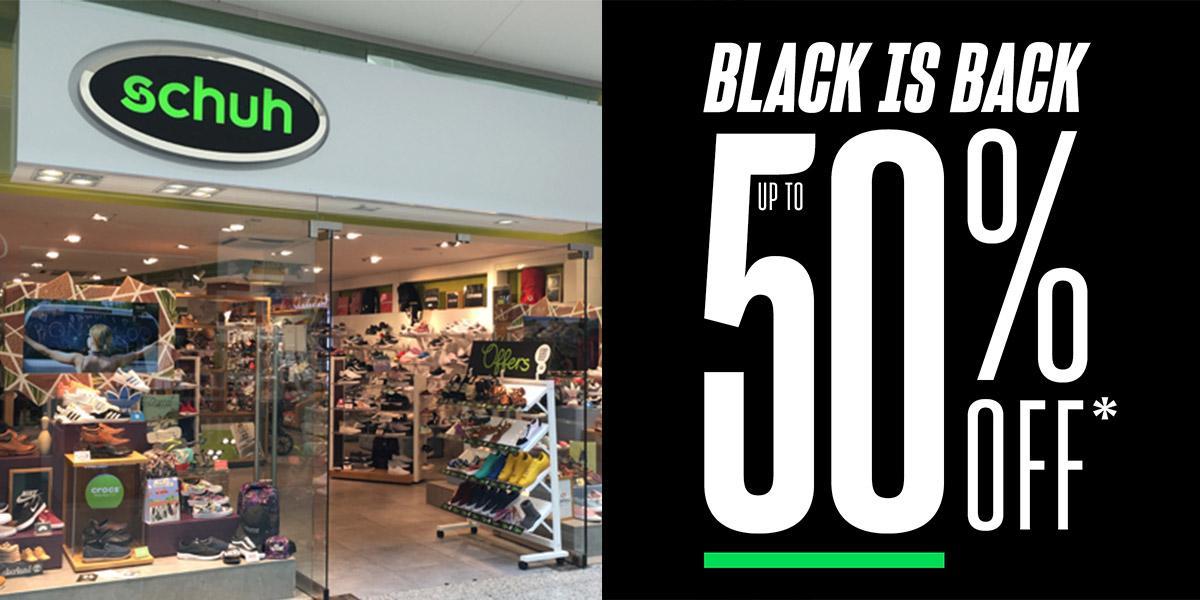 Schuh 2018 Black Friday sale
