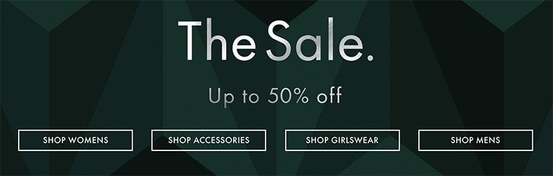 Jigsaw Boxing day sale