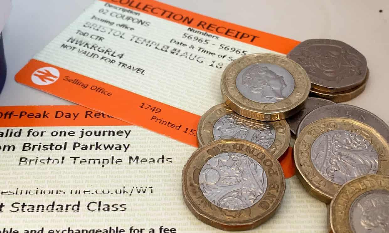 火车票涨价