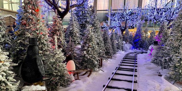 2018伦敦圣诞集市和冬季乐园汇总