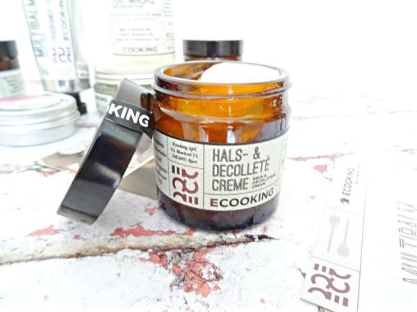 Ecooking Neck & Décolletage Cream