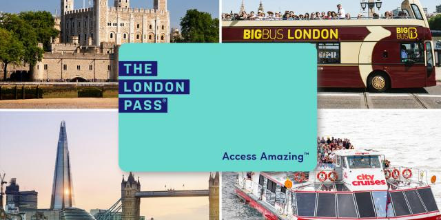 伦敦旅游通票 London Pass 如何购买,如何用?