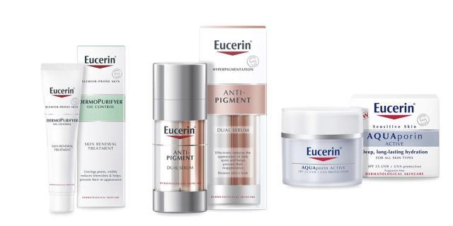 【Eucerin】聊一聊那些年我们用过的优色林护肤单品