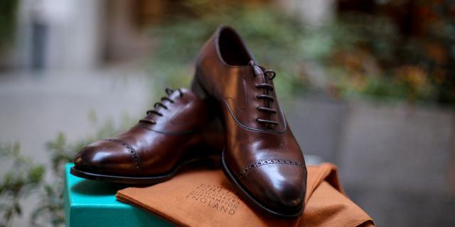英国这些好看又耐穿的手工鞋,比风衣还经典
