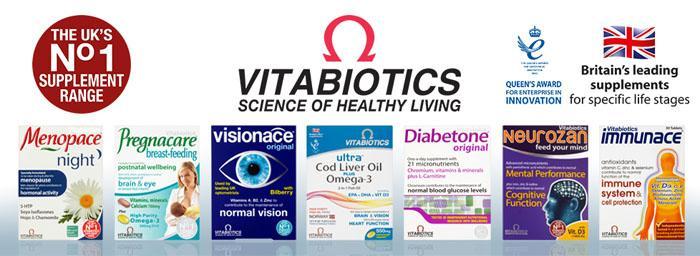 英国vitabiotics薇塔贝尔